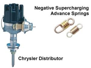 Impulse Engines : Kits : Distributor Advance Springs